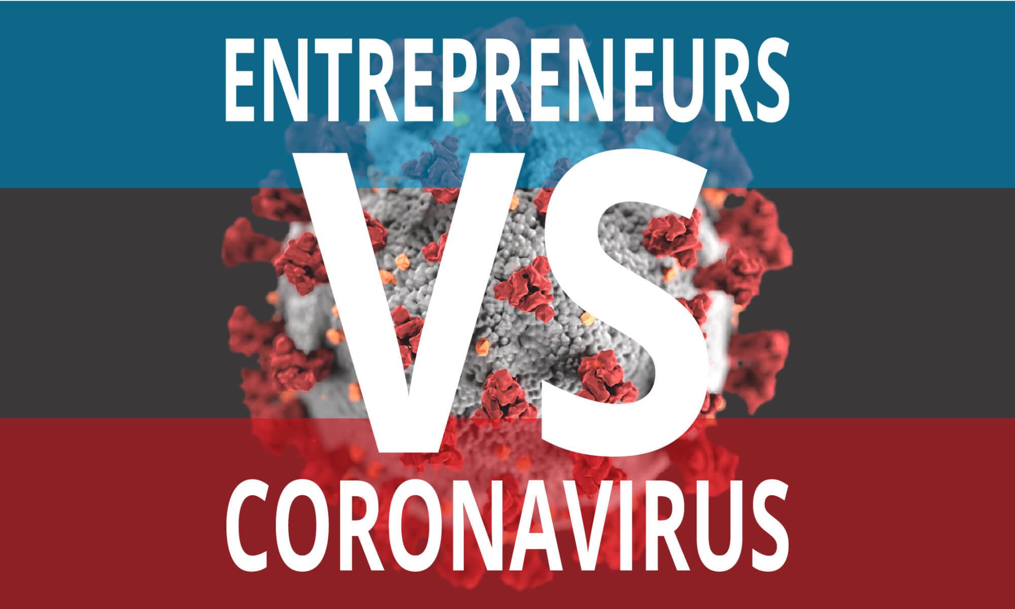 Entrepreneurs Vs Coronavirus Podcast