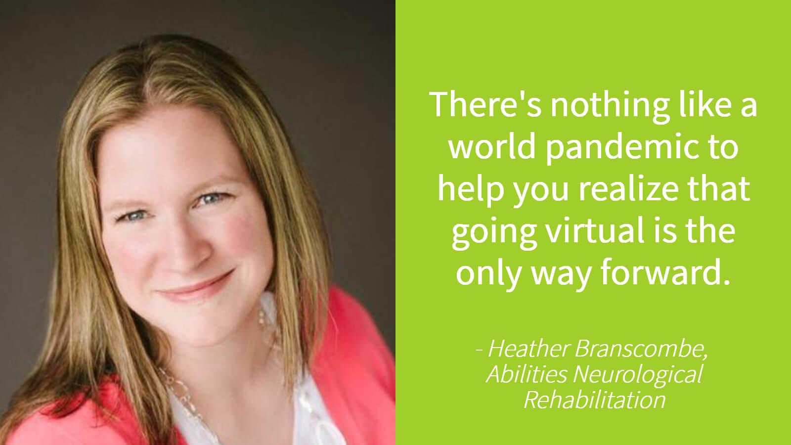 Heather Branscombe