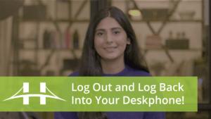 how to reboot your deskphone