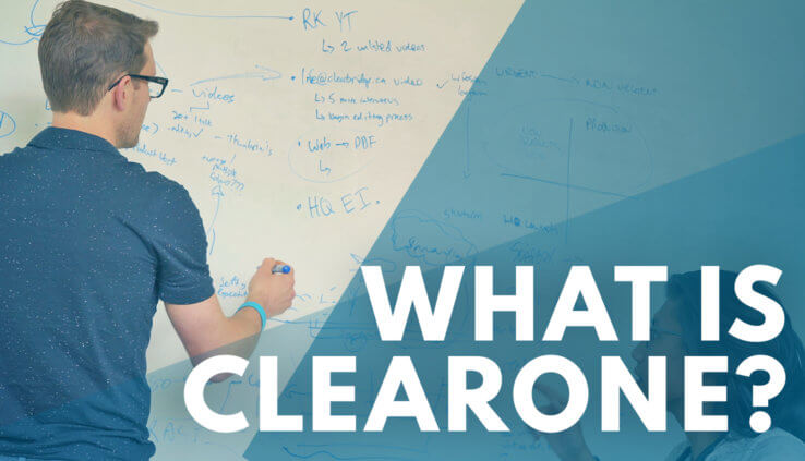 What is ClearOne?