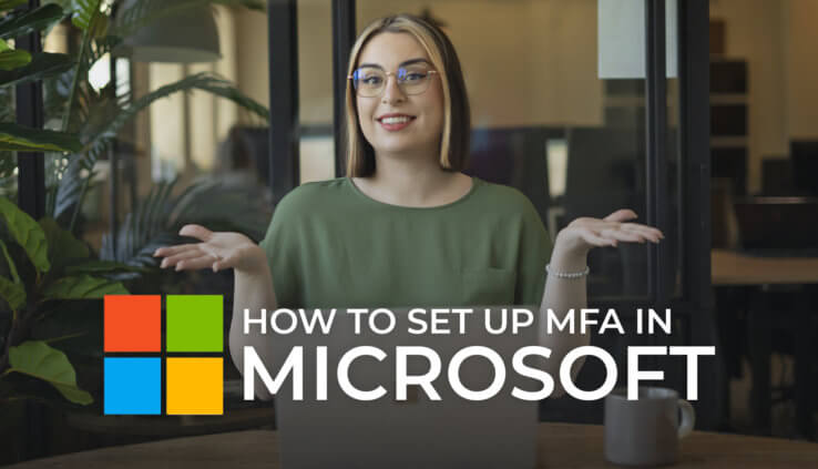 Set Up MFA on Your Microsoft 365 Account